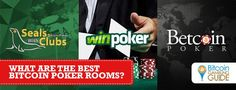 Three Brands Rule Bitcoin Poker Rooms