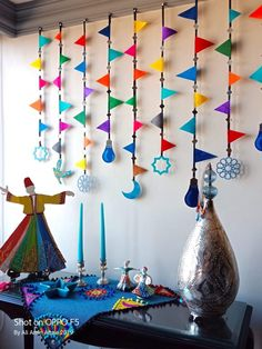 Eid Crafts, Ramadan Crafts, Craft Stick Crafts, Diy And Crafts, Crafts For Kids, Fun Activities For Preschoolers, Ramadan Activities, Iftar Party, Eid Party