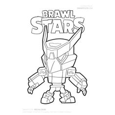 Brawl Stars Archives - Color for fun Blow Stars, Star Coloring Pages, Star Art, Crow, Art Drawings, Wallpaper, Fictional Characters, Ronaldo, Google Search