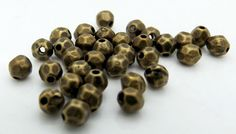 Tibetan Silver Bead Spacers Lead Free & Cadmium Free Jewellery Making 20g Pack     Faceted Oval Antique Bronze, about 4mm long, 3.5mm thick   approx. 200 Beads in 20grams pack    Ideal colour and size are excellent for cloth embellishment, jewellery design.   Matched with other style seed beads can create your individual design.    Thank-you for visiting  TaKuKai  Hope to see you again  Al Da Beader | Shop this product here: spreesy.com/TaKuKai/265 | Shop all of our products at…