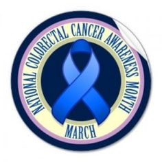 March is Colorectal Cancer Awareness Month - I read somewhere that 30 percent of nurses of nurses are over the age of So that means 30 percent of you should pick up the phone and schedule your colonoscopy in honor of Colorectal Cancer Awareness Month. Cancer Fighter, Colon Cancer, Liver Cancer, Cancer Fighting Foods, Cancer Awareness, Cure, Colon Health