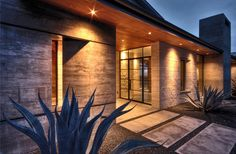 Hill Country Residence - modern - exterior - austin - by Cornerstone Architects