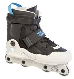 K2 Sports Fatty Pro Aggressive 2012 Inline Skates(Black/Grey/Blue, 12) by K2. $127.49. The original K2 Fatty started the inline street/vert craze in the mid-1990s. Its big brother, the Fatty Pro, has full UFS compatibility, the known fit of the K2 Softboot and backslide plate proven to Royale like no other. THE skate for street and vert skaters who are looking for value as much as high performance. Designed to destroy parks, pipes, rails, and ledges, K2's Aggressive ska...