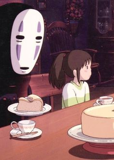 **Spirited Away (Sen to Chihiro no kamikakushi) - Japansese- (2001) ANIME Director: Hayao Miyazaki IMDB: In the middle of her family's move to the suburbs, a sullen 10-year-old girl wanders into a world ruled by gods, witches, and monsters; where humans are changed into animals; and a bathhouse for these creatures.