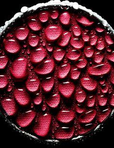 """Teardrops"", the spring blush by Guido Mocafico  ""My Parisian Blush, Fard à Joues Crème, n°02 Rose Haussmann"", spring2016collection, LANCÔME."