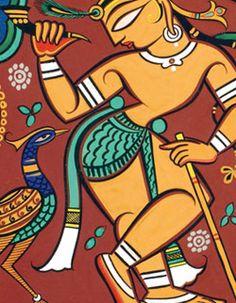 Jamini Roy: Visions of India