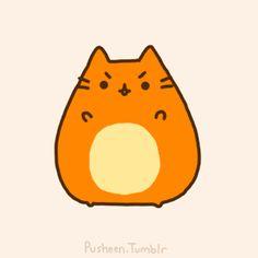 pushemon / cat