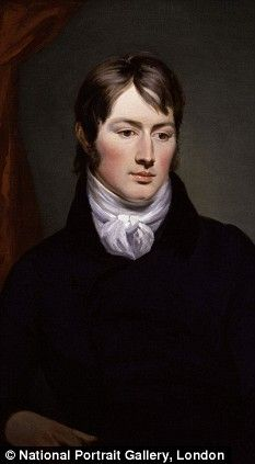 Portrait of John Constable by Ramsey Reinagle