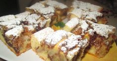 Romanian Food, Apple Desserts, Sweet Memories, Sweet Bread, Cake Recipes, Deserts, Good Food, Food And Drink, Cooking Recipes