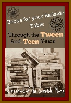 Got tweens and teens? The perfect reading list for parenting through adolescence