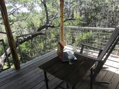 Head to Canyon of the Eagles, for a working retreat in the Hill Country