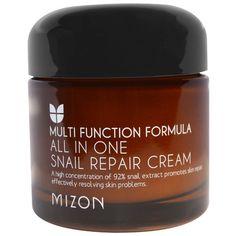 Мизон, All In One Snail Repair Cream, 2,53 унции (75 мл)