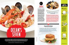 Seafood Dining - Chin Wang Design