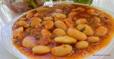 Ελληνικές συνταγές για νόστιμο, υγιεινό και οικονομικό φαγητό. Δοκιμάστε τες όλες Greek Recipes, Vegan Recipes, Chana Masala, Pot Roast, Beans, Tasty, Vegetables, Ethnic Recipes, Food