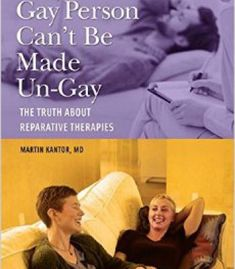 Why A Gay Person Can'T Be Made Un-Gay: The Truth About