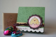 Splitcoaststampers - Peek-a-Boo Treat holder Project Tutorial by Beate Johns