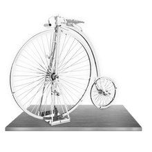 Fascinations Metal Earth 3D Laser Cut Model - High Wheel Bicycle. Available on OurPamperedHome.com