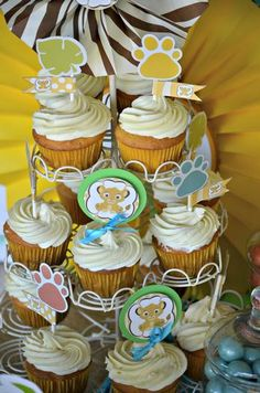 Great Hostess With The Mostess®   Baby Simba Baby Shower