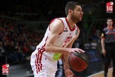 Antoine Diot - SIG Basket - PlayoffsLNB - MVP