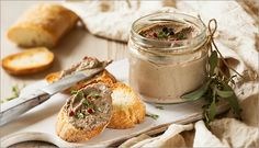 Chicken Liver Pate Recipe on Jspace Food Chicken Pate Recipe, Chicken Liver Pate, Chicken Livers, Sous Vide, Liver Pate Recipe, Foie Gras Pate Recipe, A Food, Food And Drink, Pate Recipes
