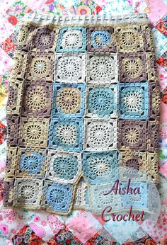 """Aisha Crochet"" fotos вязаный de Estilo - 249 fotos   VK"