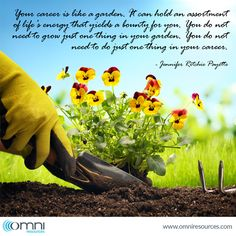 What part of your garden are you growing today? #QuoteOfTheDay