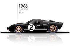 Ford Gt40, Porsche 935, Carroll Shelby, Davy Jones, 3008 Peugeot, Peugeot 206, Bugatti, Audi R8, Mazda