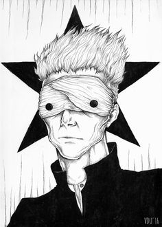 David Bowie is my only god. So excited for Blackstar!