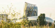 XTU_La Cité du Vin Fair Grounds, Wine, Architecture, World, Travel, Openness, Recipe, Arquitetura, Viajes