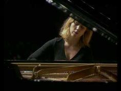 Gabriela Montero - Mozart Piano Concerto No. 20 2nd Mov - YouTube