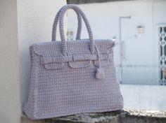 Crochet Birkin elige el color y te lo hacemos / SILAYAYA - Artesanio