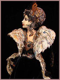 Fantasy Art of Marilyn Radzat