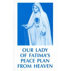 A dynamite little booklet covering every aspect of Fatima--the story, the message, the meaning for today. Over 7 million sold in all editions!