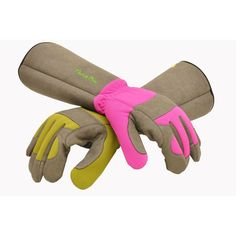 When things get thorny in the rose garden, put on a pair of these special garden gloves.