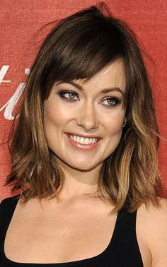 Trying to decide what I think about ombre hair on shorter lengths.  thoughts?