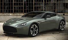 Aston V12 Zagato