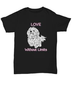 Love without limits from my Maltese dog...