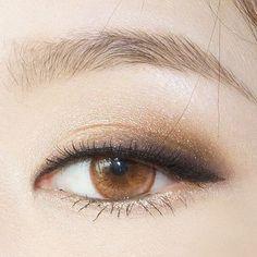 Eye Makeup Tips – How To Apply Eyeliner – Makeup Design Ideas Monolid Makeup, Beauty Makeup, Hair Makeup, Makeup Eyes, Makeup Trends, Makeup Inspo, Makeup Inspiration, Korean Eye Makeup, Asian Makeup