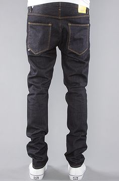 WeSC The Alessandro 5Pocket Jeans in HF Rinse Wash : BrickHarbor.com - Skateboarding's Finest Online Retailer at www.brickharbor.com Use REPCODE:SAVE95 when checking out to save 20% off your entire order. #karmaloop #brickharbor