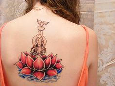 lotus tattoo by lalalalexi, via Flickr