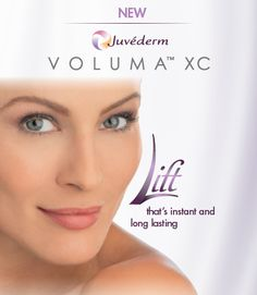 Voluma by Allergan for cheek volume loss. Instant results that can last up to 2 years! Available at Arijai Aesthetics