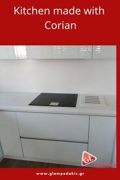 #Kitchen #design #corian #interiordesign