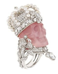 ring 'queens quartzie' dior jewelery