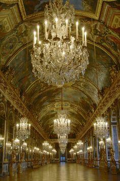 Versailles | Die Gang van Spieëls