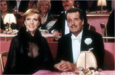 1982 Victor Victoria scene James Garner, Julie Andrews