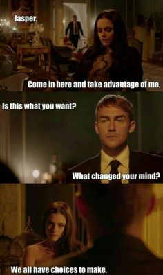 """#TheRoyals 1x04 """"Sweet, Not Lasting"""" - Eleanor and Jasper"""