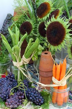 Edible Bouquets-Ingrid Henningsson-Of Spring and Summer