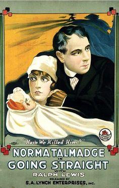 Going Straight (1916)