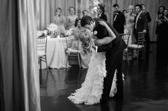#115 #Memphis #Tennessee #Wedding #Reception #Dance #Couple #Bride #Groom #Kiss
