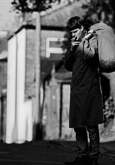 Sam Riley starred as Ian Curtis in a film Control (2007) directed by Anton Corbijn